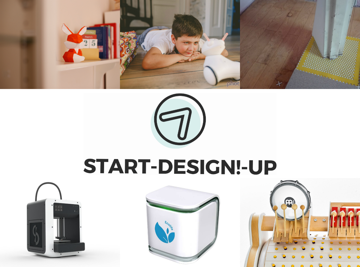 Start-DESIGN-up podczas arena DESIGN (źródło: materiały prasowe organizatora)