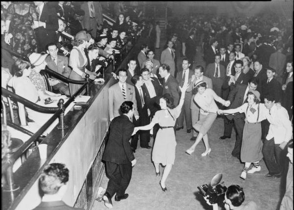 Swing w Teatrze Soho (źródło: materiały prasowe organizatora)