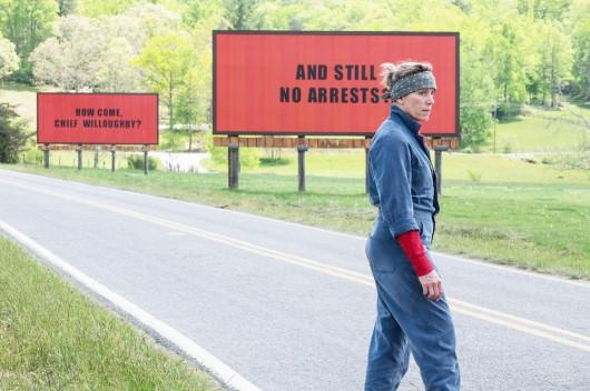 """""""Trzy billboardy za Ebbing, Missouri""""  (źródło: materiały prasowe)"""