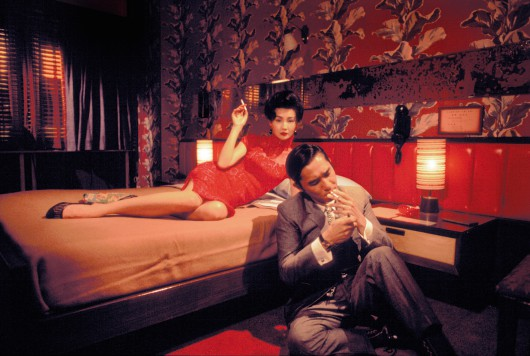 """""""Spragnieni miłości"""", reż. Wong Kar-Wai (źródło: materiały czasopisma EKRANy)"""