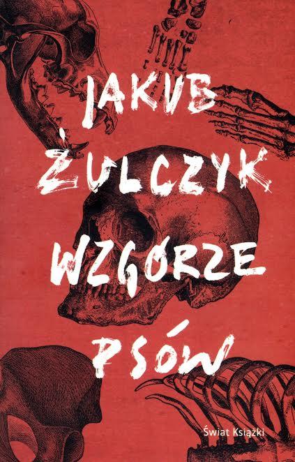 """""""Wzgórze psów"""", Jakub Żulczyk (źródło: materiały prasowe organizatora)"""