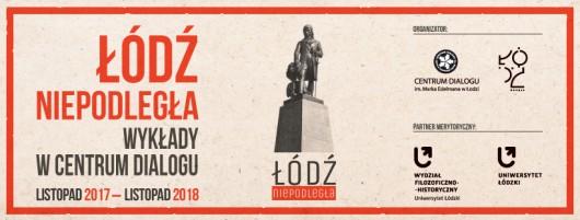 """""""Życie polityczne Łodzi w II Rzeczypospolitej"""" – wykład prof. Przemysława Waingertnera (źródło: materiały prasowe organizatora)"""