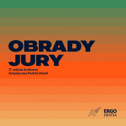 Obrady jury. Konkurs Artystyczna Podróż Hestii 2018 (źródło: materiały prasowe organizatora)