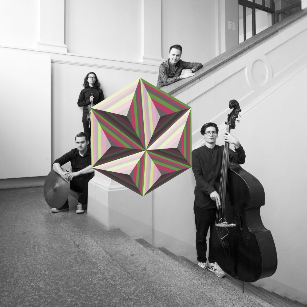 Bartosz Dworak Quartet (źródło: materiały prasowe)