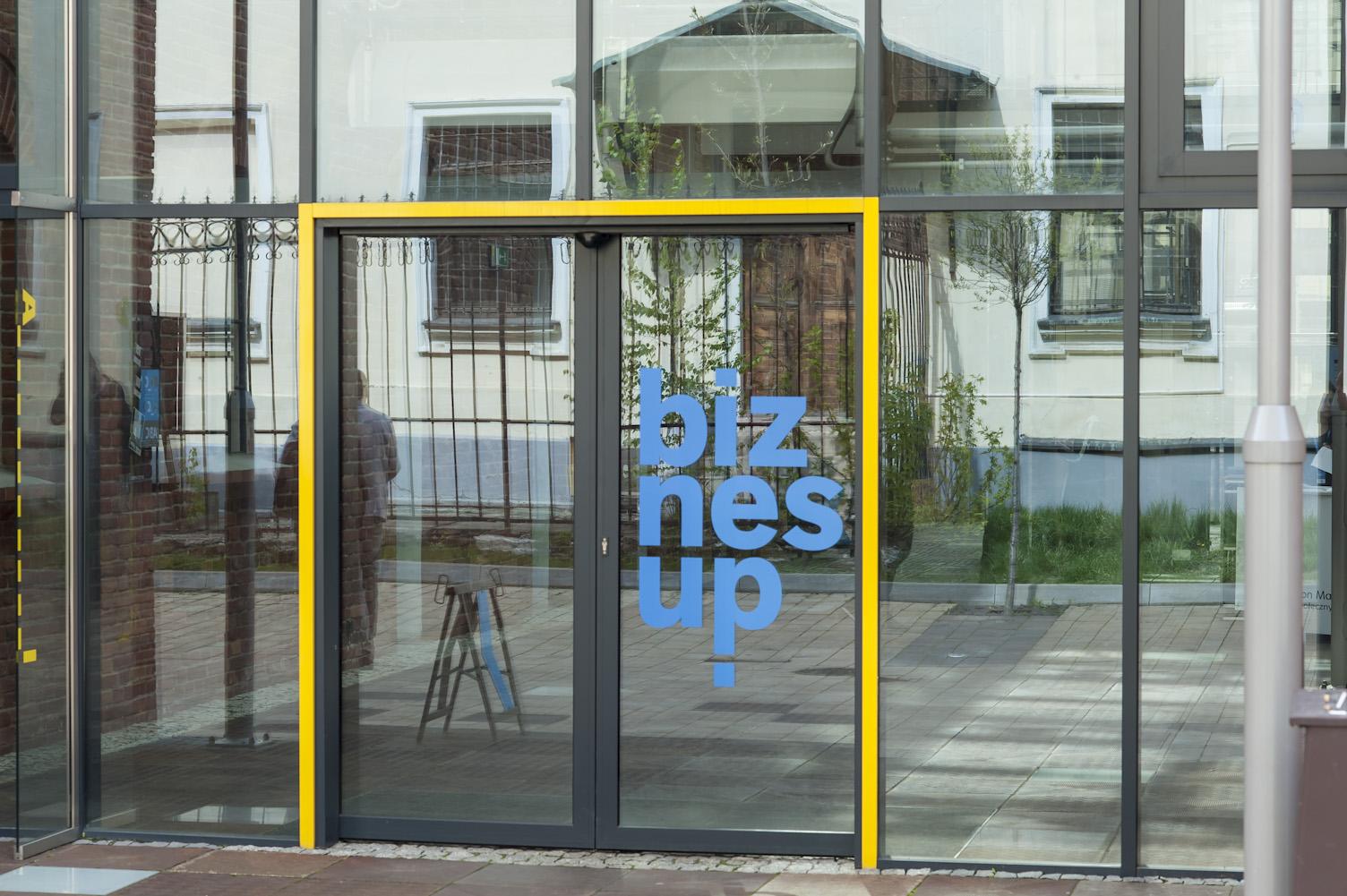 """BiznesUp! design made in Poland"" (źródło: materiały prasowe organizatora)"