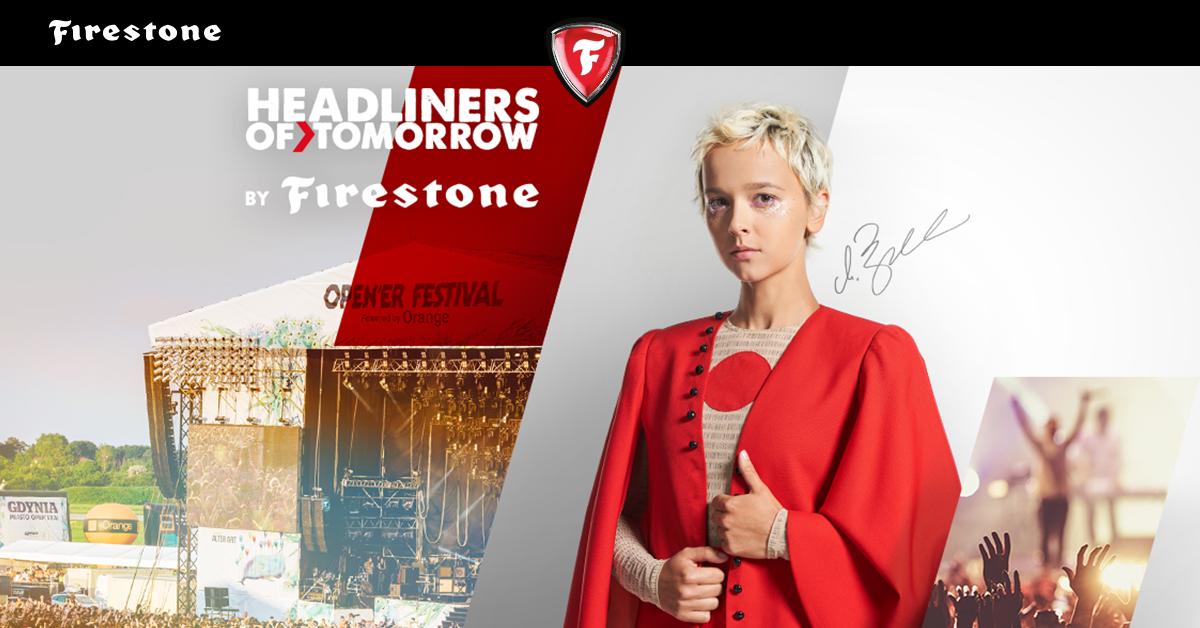 Firestone Headliners of Tomorrow (źródło: materiały prasowe)