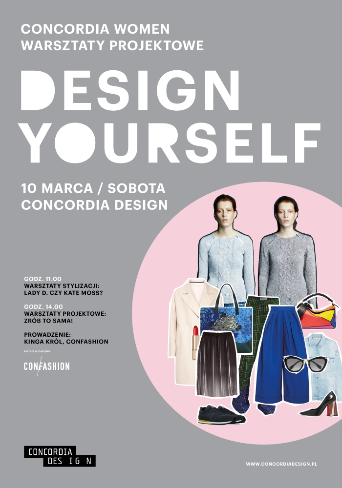 """""""Design Yourself"""" (źródło: materiały prasowe organizatora)"""