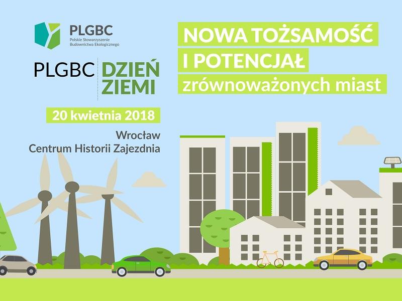 Konferencja PLGBC Dzień Ziemi z zielonym budownictwem (źródło: materiały prasowe organizatora)