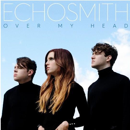 """Echosmith, """"Over My Head"""" – okładka singla (źródło: materiały prasowe wytwórni)"""