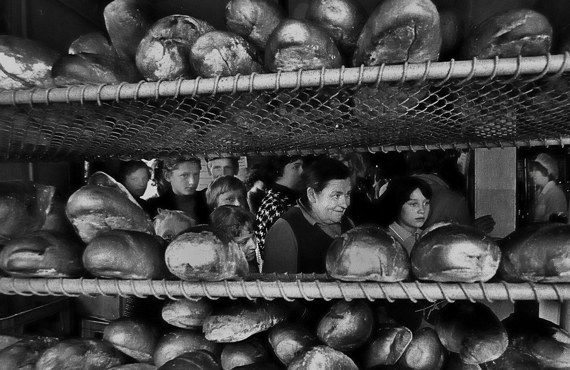 """""""Za chlebem"""", 1973, fot. Krzysztof Wojciewski (źródło: materiały prasowe organizatora)"""