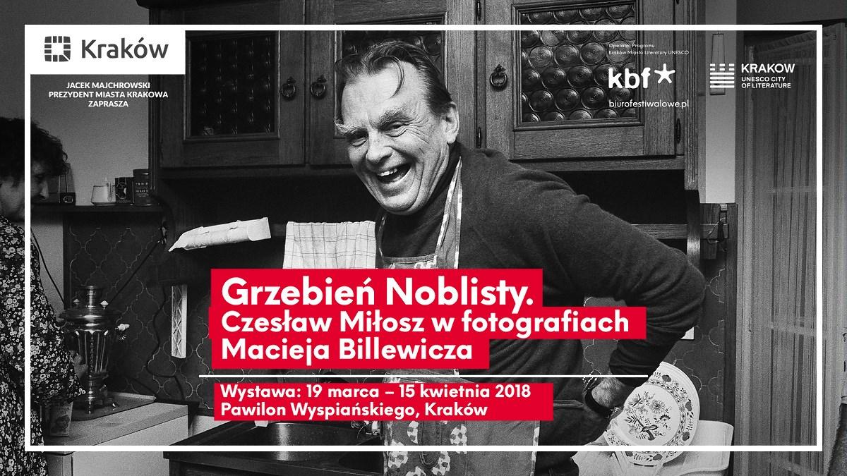 """""""Grzebień Noblisty"""" w Krakowie (źródło: materiały prasowe organizatora)"""