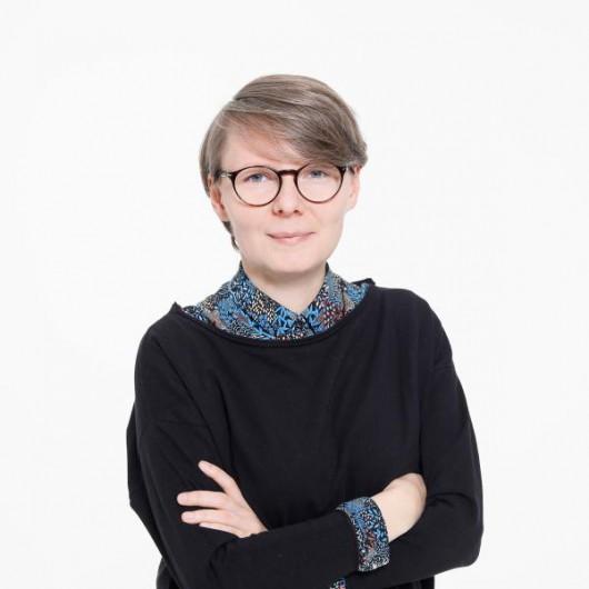 Iwona Boruszkowska, fot. Leszek Zych/POLITYKA (źródło: dzięki uprzejmości Ośrodka Badań nad Awangardą UJ)