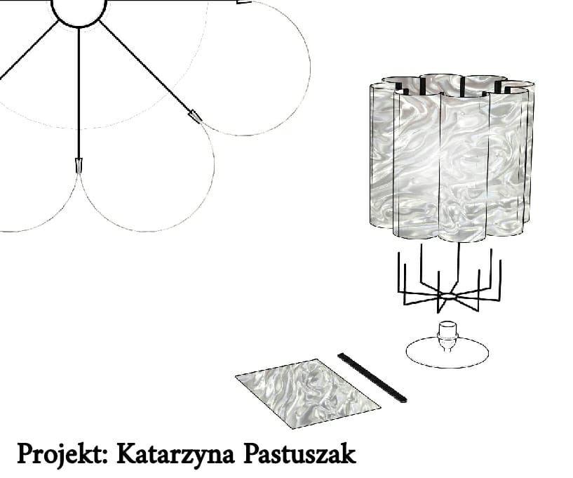Projekt Katarzyny Pastuszak (źródło: materiały prasowe organizatora)