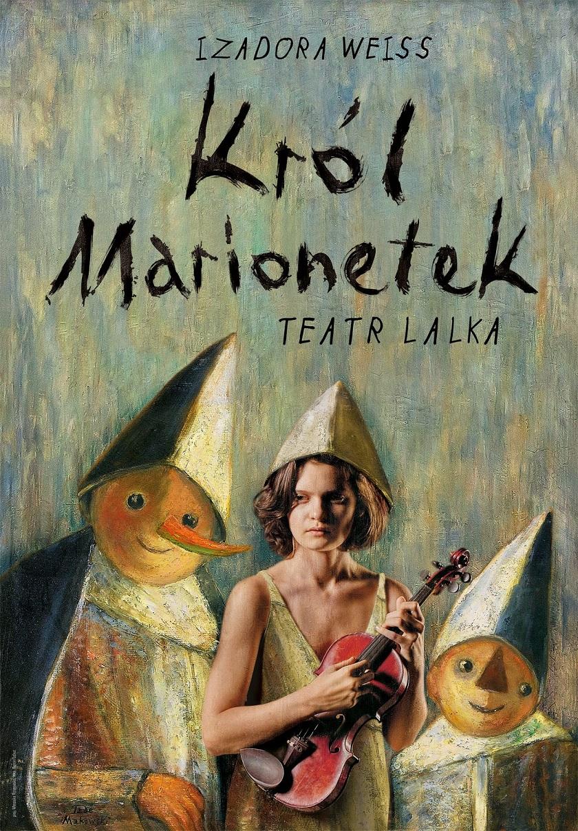 """Król Marionetek"" – plakat (źródło: materiały prasowe)"
