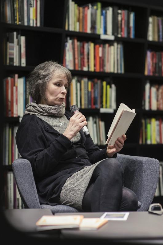 Linda Vilhjálmsdóttir, fot. Bogna Kociumbas (źródło: materiały prasowe organizatora)
