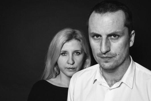 Magdalena i Maksymilian Rigamonti, fot. Jacek Waszkiewicz (źródło: materiały prasowe)