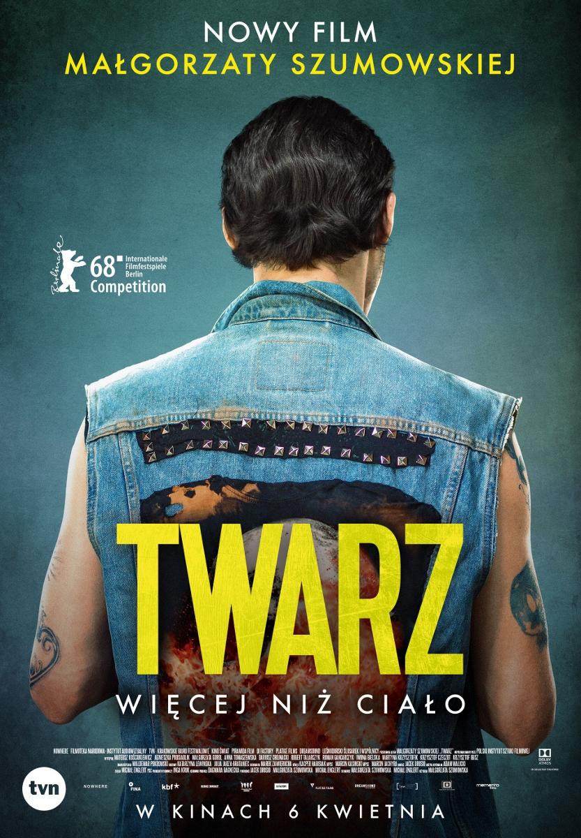 """""""Twarz"""", reż. Małgorzata Szumowska (źródło: materiały prasowe organizatora)"""