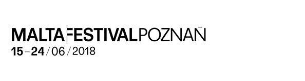 Malta Festival Poznań 2018, logotyp (źródło: materiały prasowe organizatora)
