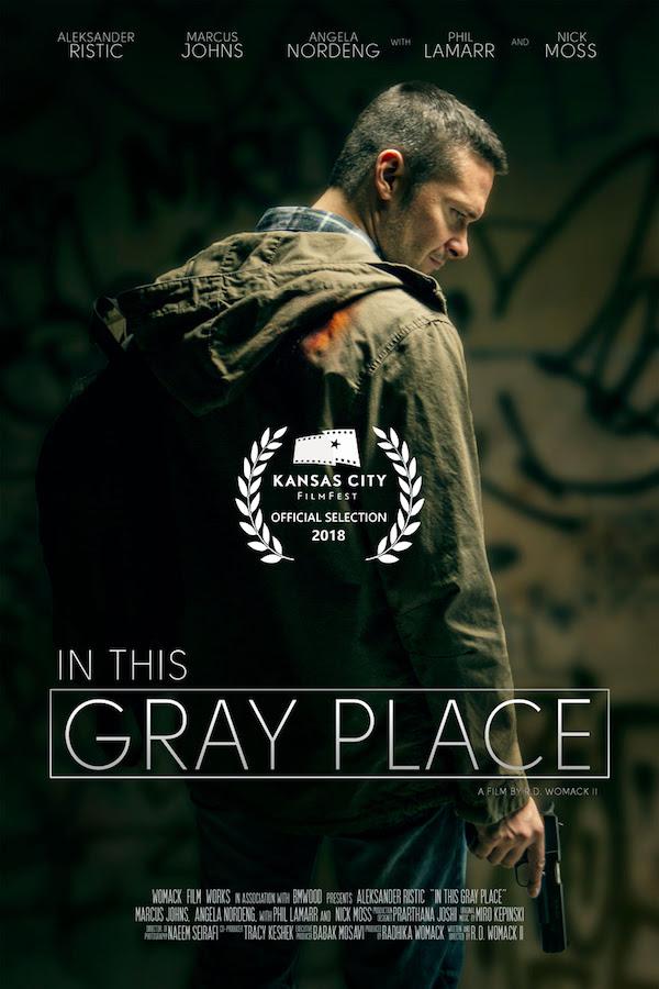 """""""In This Gray Place"""" – okładka plakatu (źródło: materiały prasowe)"""