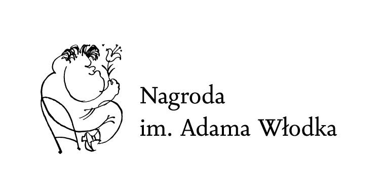 Nagroda im. Adama Włodka, logo (źródło: materiały prasowe organizatora)