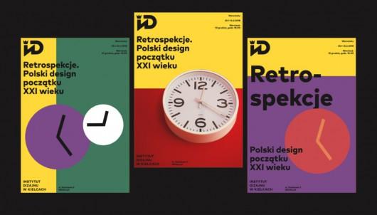 Nowa identyfikacja wizualna Instytutu Dizajnu, proj. Grupa Projektor (źródło: materiały prasowe instytucji)