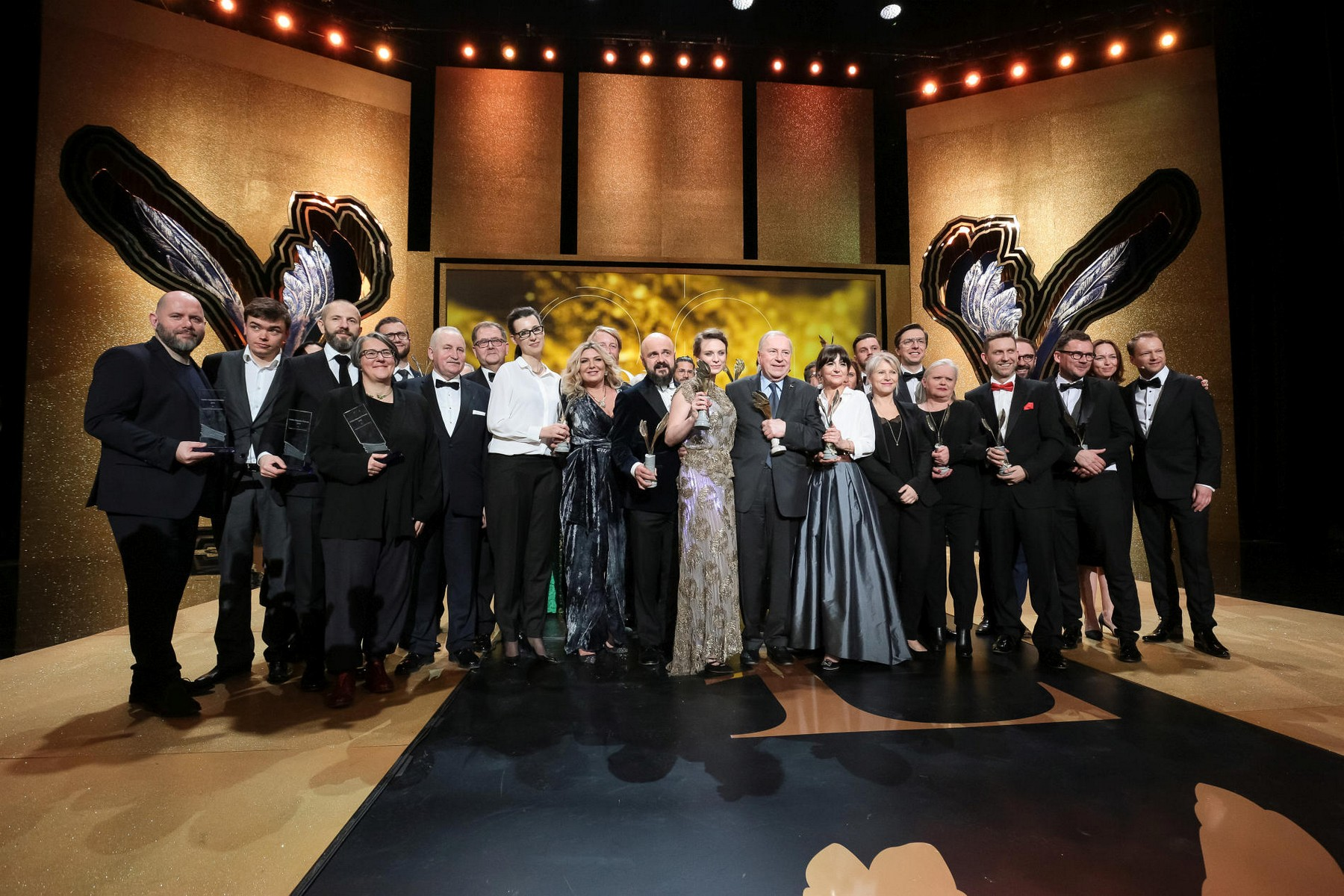 Polskie Nagrody Filmowe Orły 2018, fot. Przemysław Blechman/PwC (źródło: materiały prasowe organizatora)