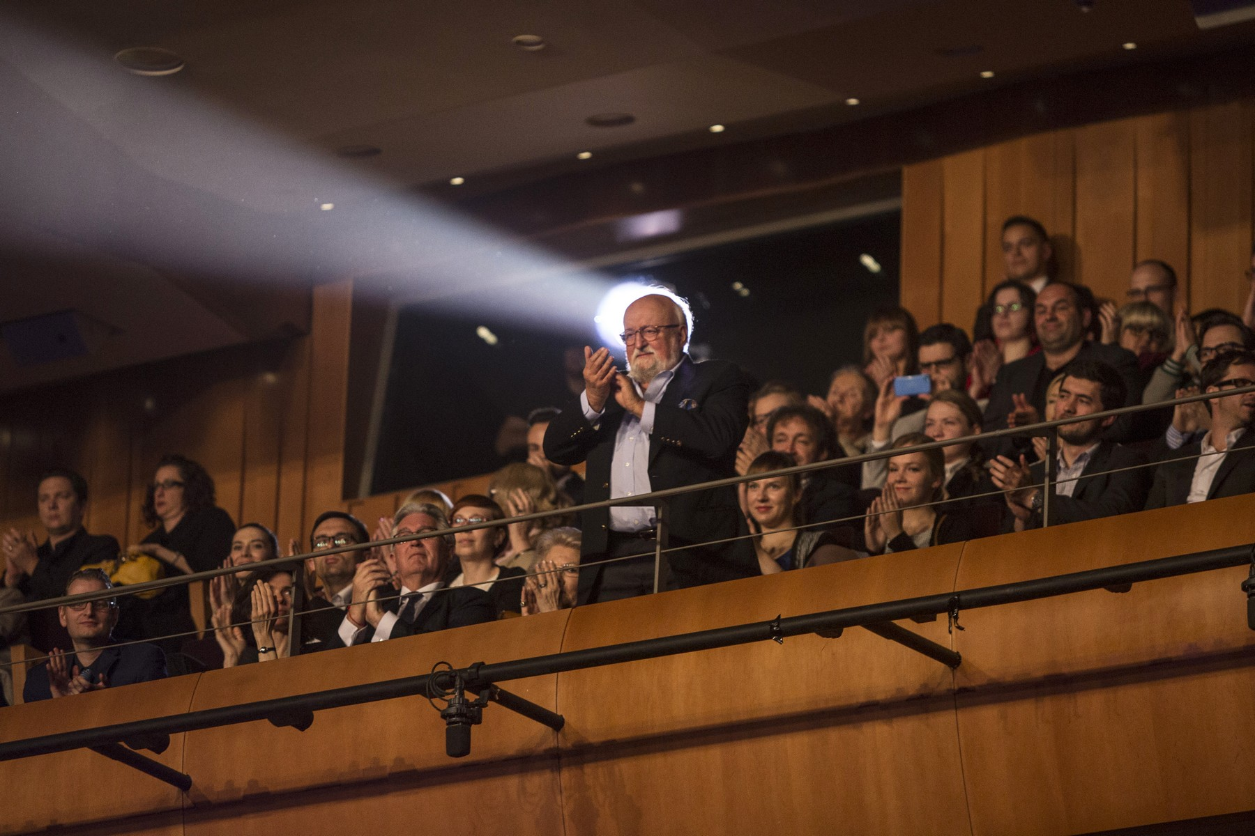 """FMF 2015, ICE, koncert """"Scoring 4 Wajda"""", Fot. Tomasz Wiech (źródło: materiały prasowe organizatora)"""
