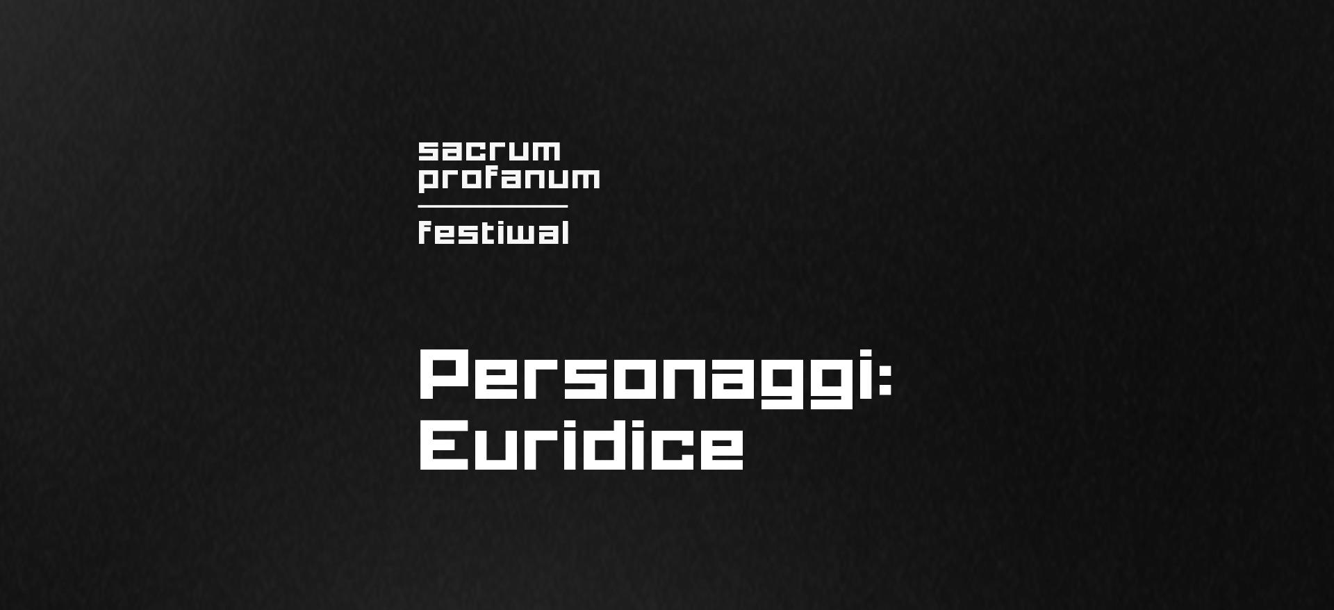 Festiwal Sacrum Profanum (źródło: materiały prasowe organizatora)