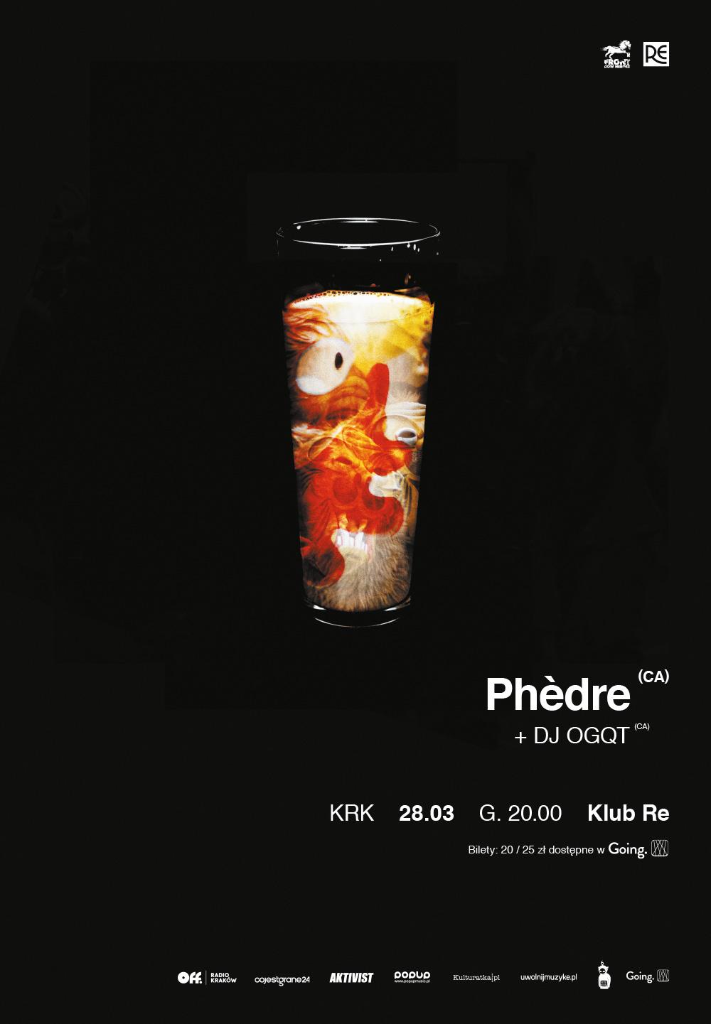 Phèdre (źródło: materiały prasowe organizatora)