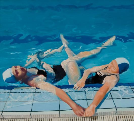 """Anna Waligórska, """"Basen"""", 2005 (źródło: materiały prasowe organizatora)"""