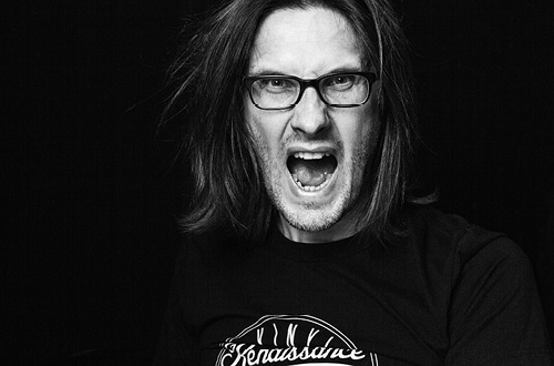 Steven Wilson (źródło: materiały prasowe organizatora)