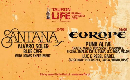 Tauron Life Festival Oświęcim 2018 (źródło: materiały prasowe organizatora)