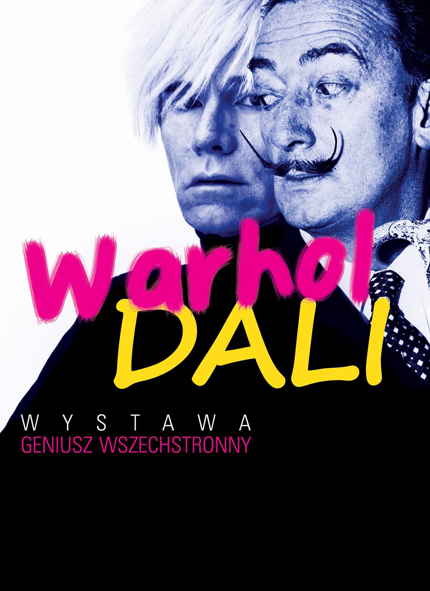 """""""Dali, Warhol. Geniusz wszechstronny"""" (źródło: materiały prasowe organizatora)"""