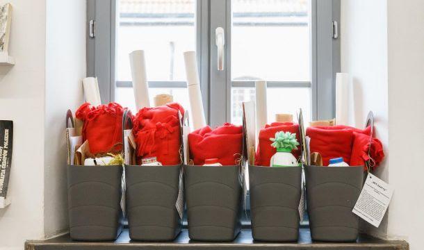 Wy-twórcy. Samoobsługowe torby warsztatowe (źródło: materiały prasowe organizatora)