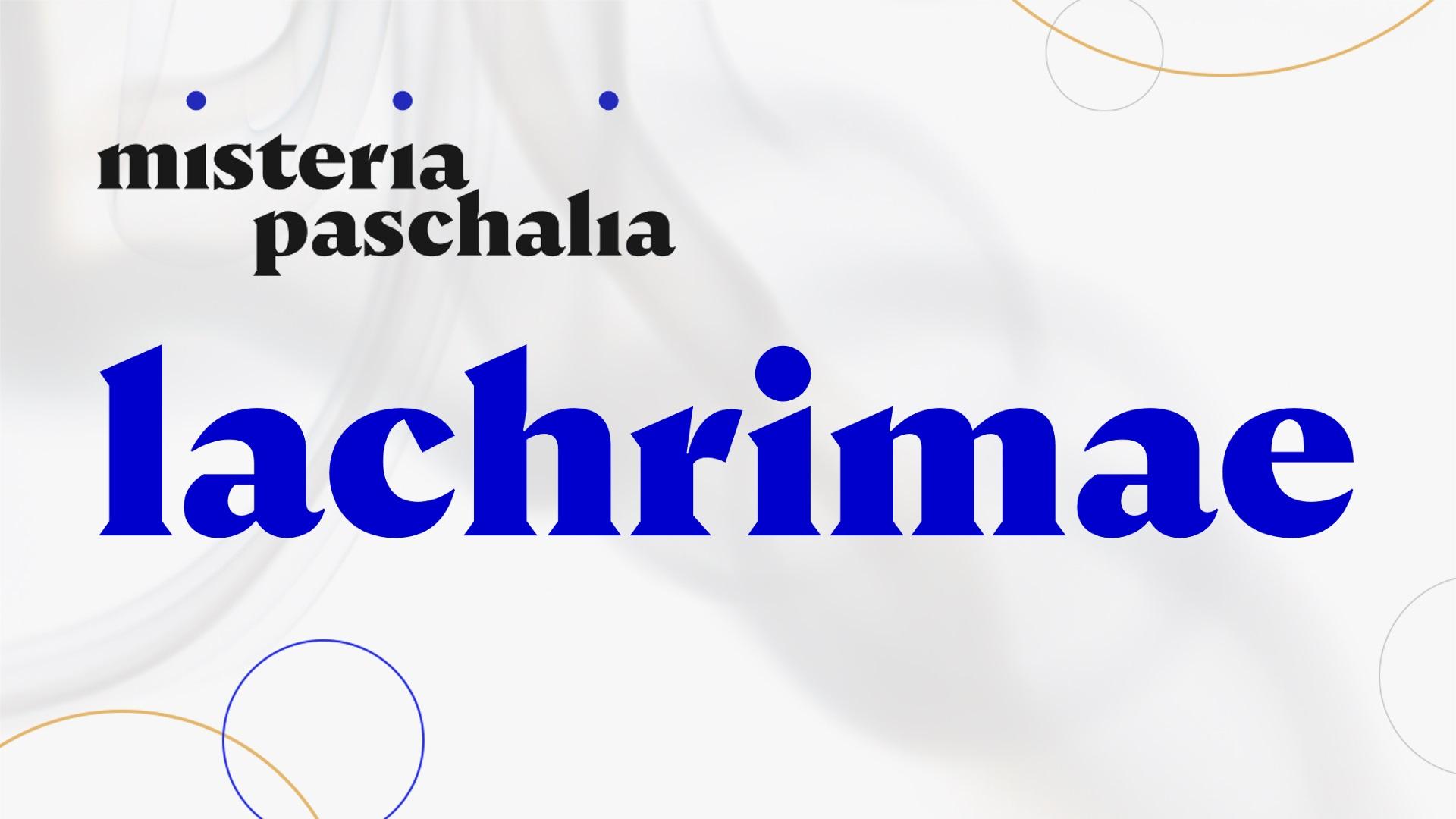 Festiwal Misteria Paschalia w Krakowie (źródło: materiały prasowe organizatora)