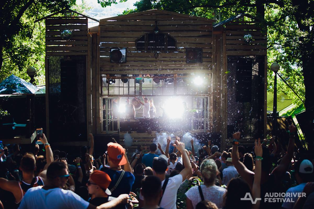 Audioriver Festival (źródło: materiały prasowe)