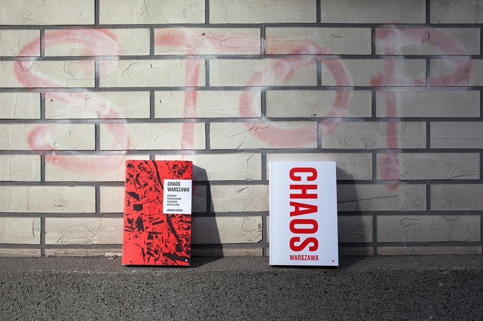 """Joanna Kusiak, """"Chaos Warszawa"""" (źródło: materiały prasowe organizatora)"""