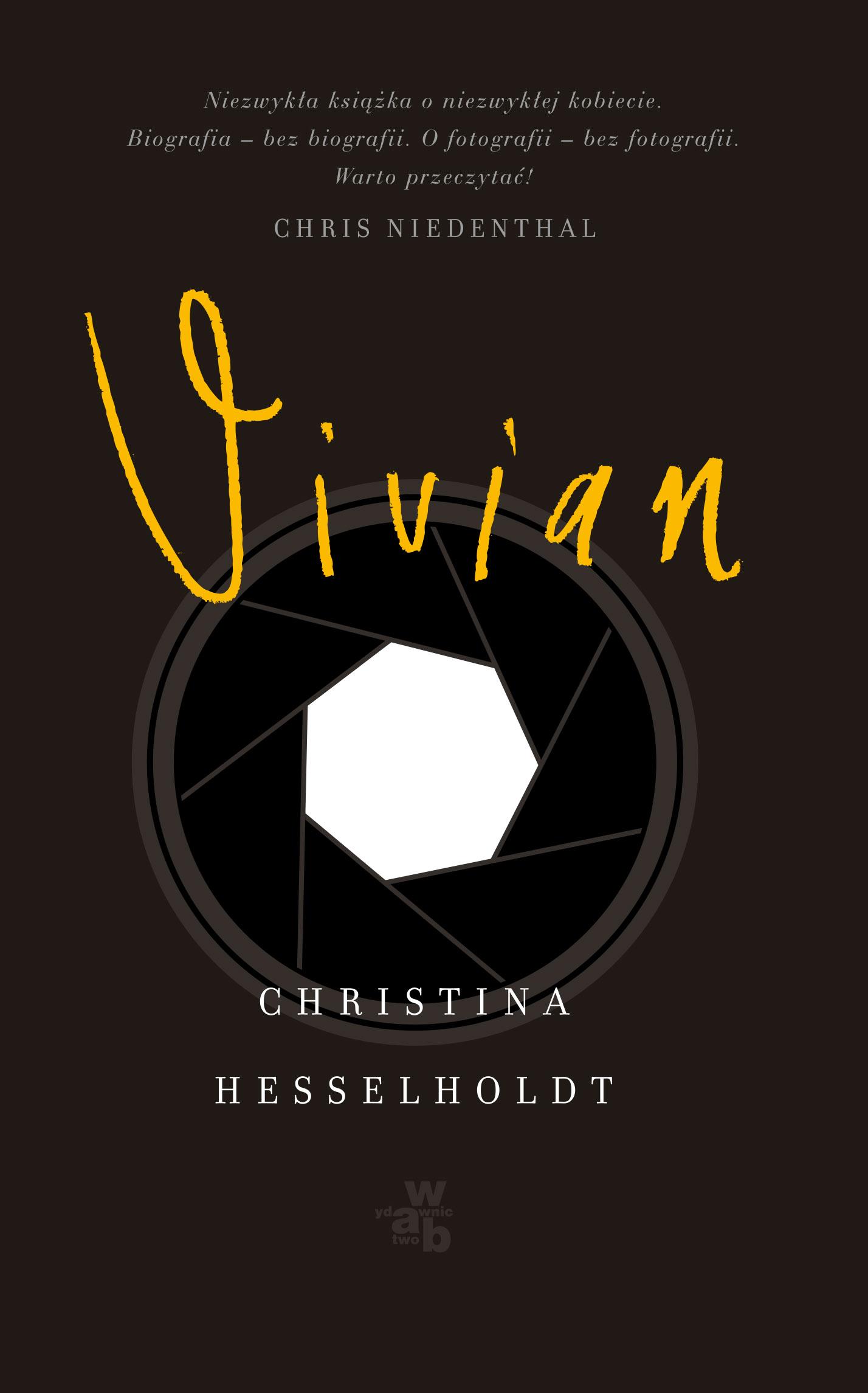"""Christina Hesselholdt, """"Vivian"""" (źródło: materiały prasowe wydawnictwa)"""