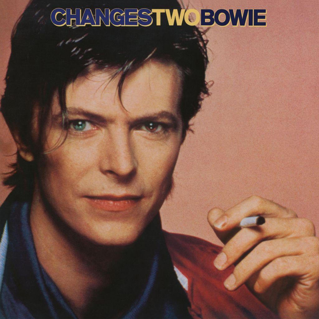 """David Bowie, """"Changesonebowie"""" (źródło: materiały prasowe wydawcy)"""