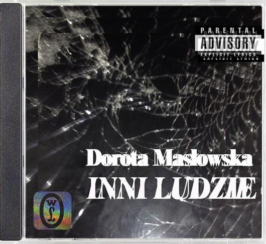 """Dorota Masłowska, """"Inni ludzie"""" (źródło: materiały prasowe wydawnictwa)"""