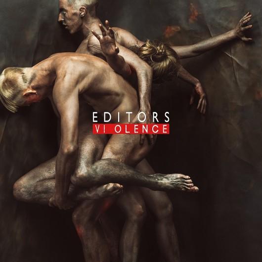 """Editors, """"Violence"""" – okładka płyty (źródło: materiał prasowe wytwórni)"""
