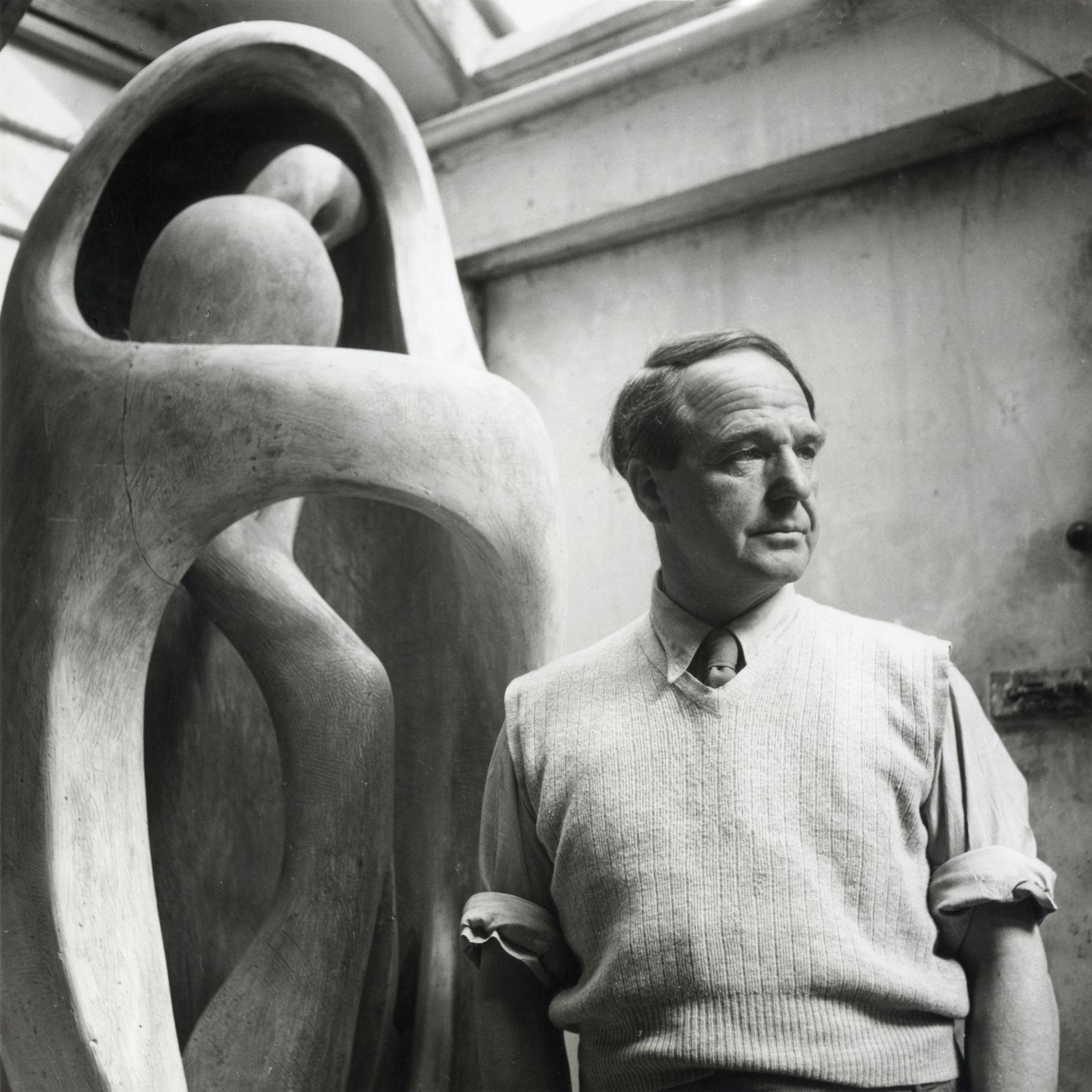 Henry Moore (źródło: materiały prasowe organizatora)