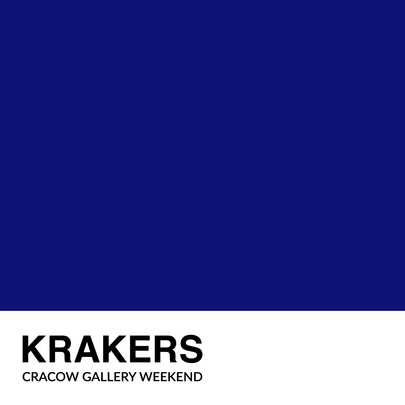 Cracow Gallery Weekend Krakers (źródło: materiały prasowe organizatora)