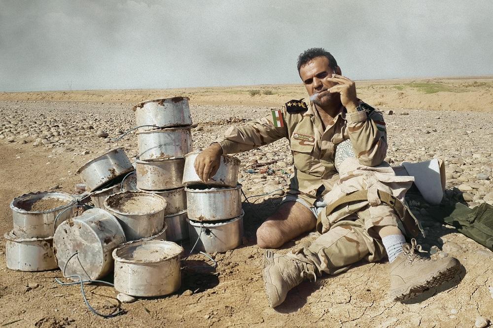 """""""Saper"""" reż. Hogir Hirori, Shinwar Kamal (źródło: materiały prasowe organizatora)"""