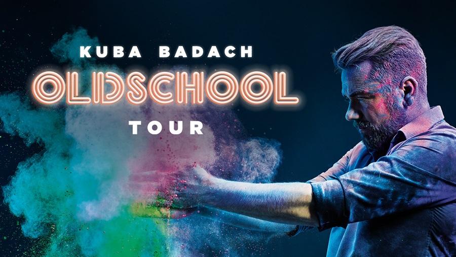 Kuba Badach. Oldschool Tour (źródło: materiały prasowe organizatora)