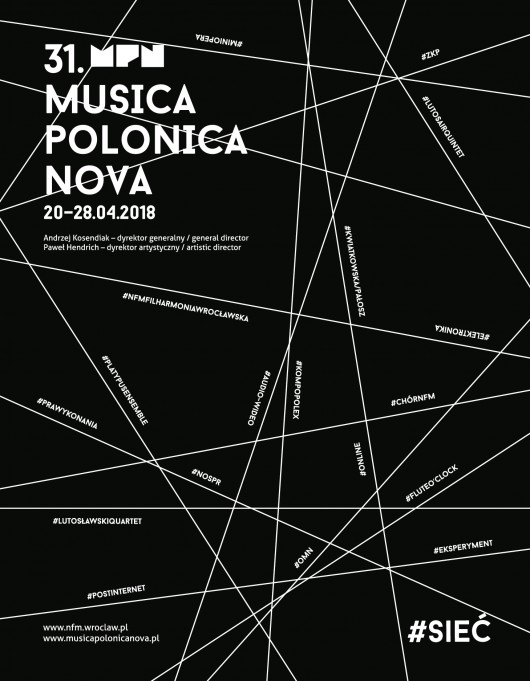 31. Musica Polonica Nowa (źródło: materiały prasowe organizatora)