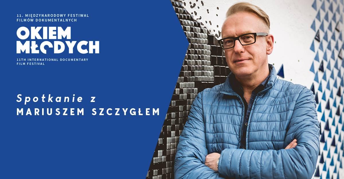 """Festiwal """"Okiem Młodych"""" plakat (źródło: materiały prasowe organizatora)"""