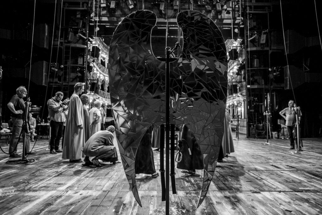"""Agata Duda-Gracz, """"Stary Testament – reanimacja"""", reż. Agata Duda-Gracz, fot. Greg Noo-Wak (źródło: materiały prasowe teatru)"""