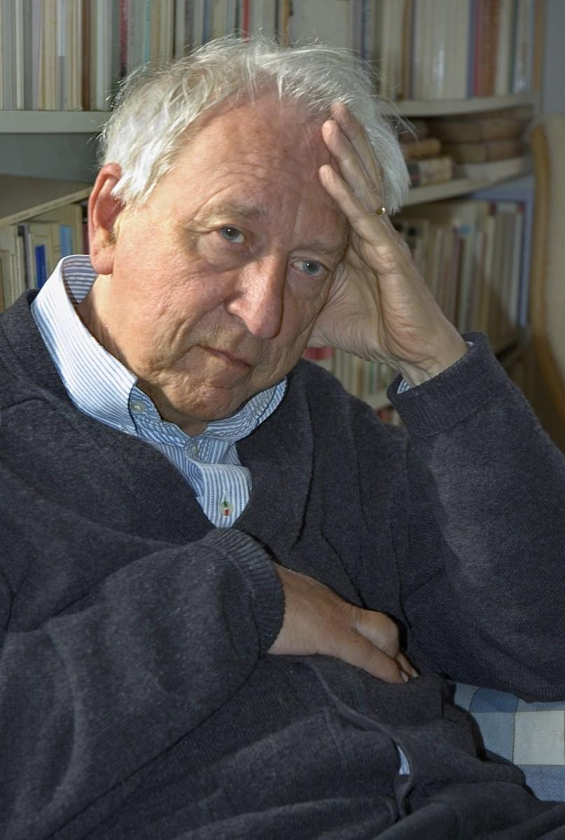 Tomas Tranströmer, fot. Paula Tranströmer (źródło: materiały prasowe KBF)