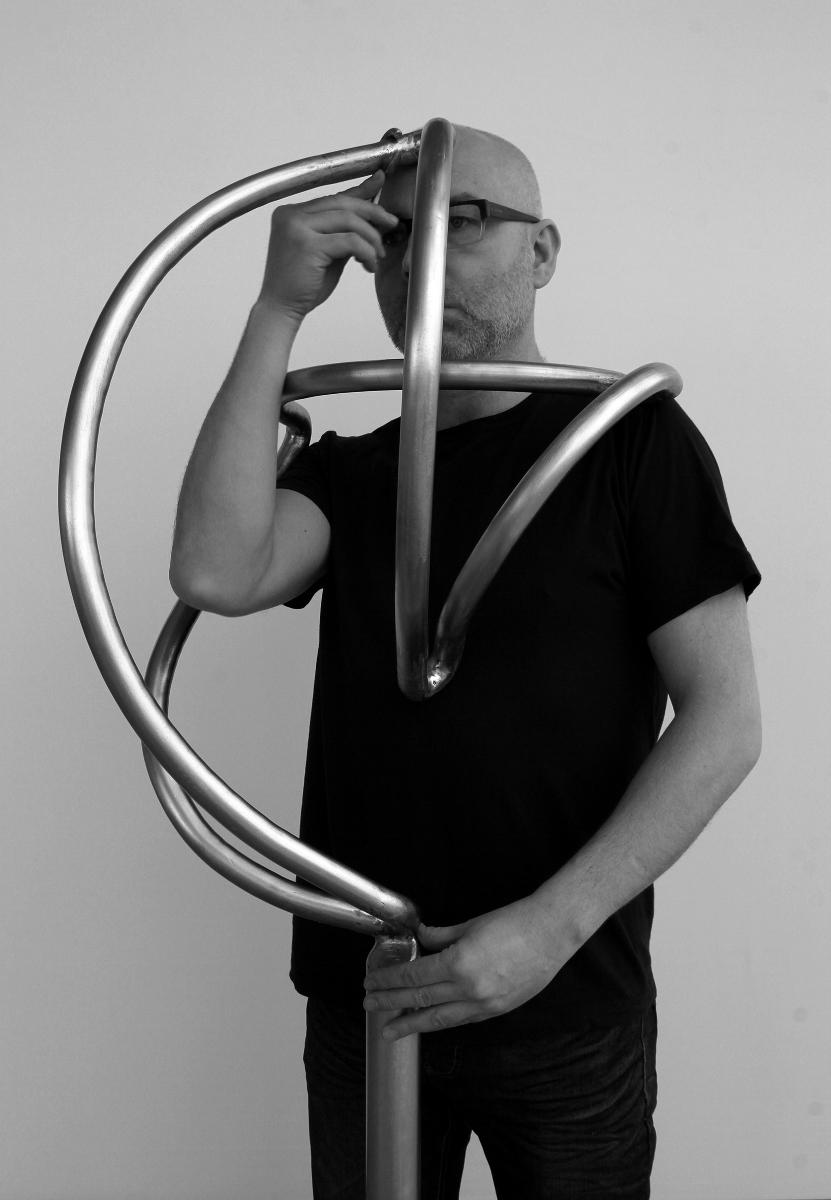 """Tomasz Opania, """"Trener Osobisty"""", 2012 (źródło: materiały prasowe organizatora)"""